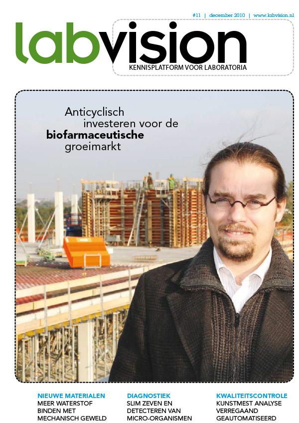 LabVision editie 11, december 2010