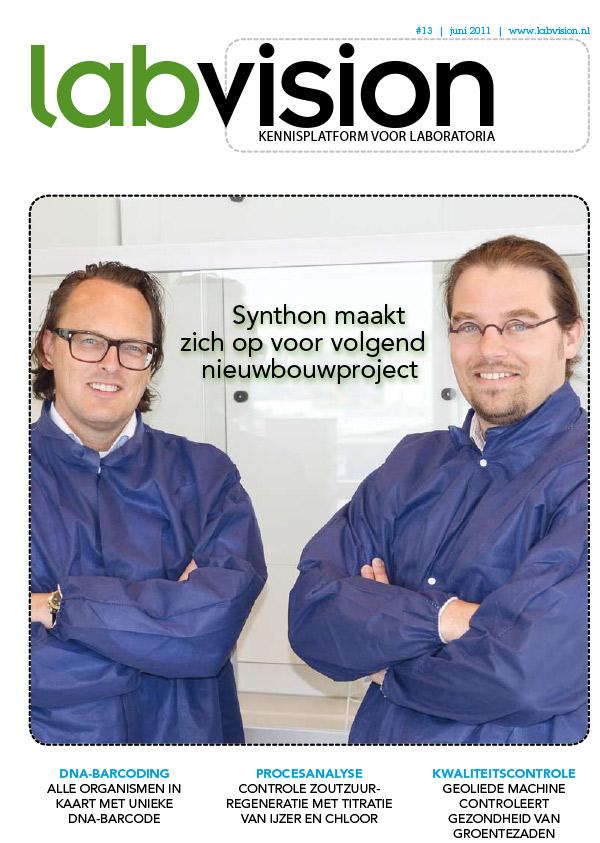 LabVision editie 13, juni 2011
