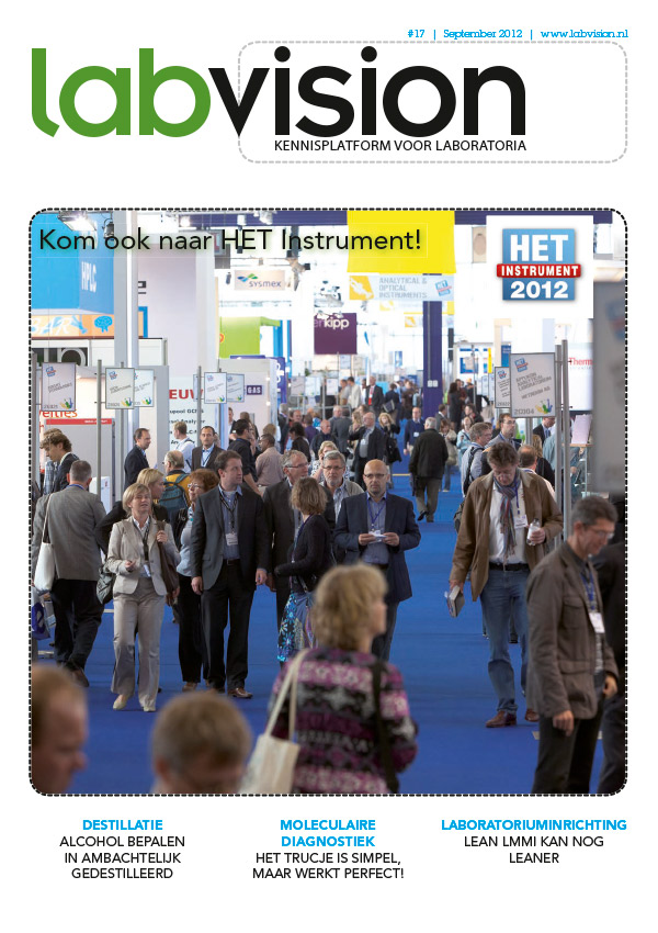 LabVision editie 17, september 2012