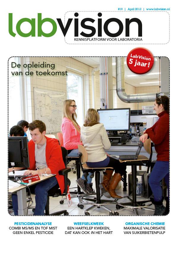 LabVision editie 19, april 2013