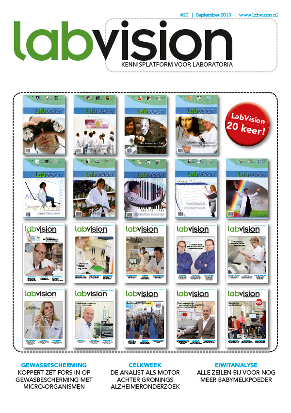 LabVision editie 20, september 2013