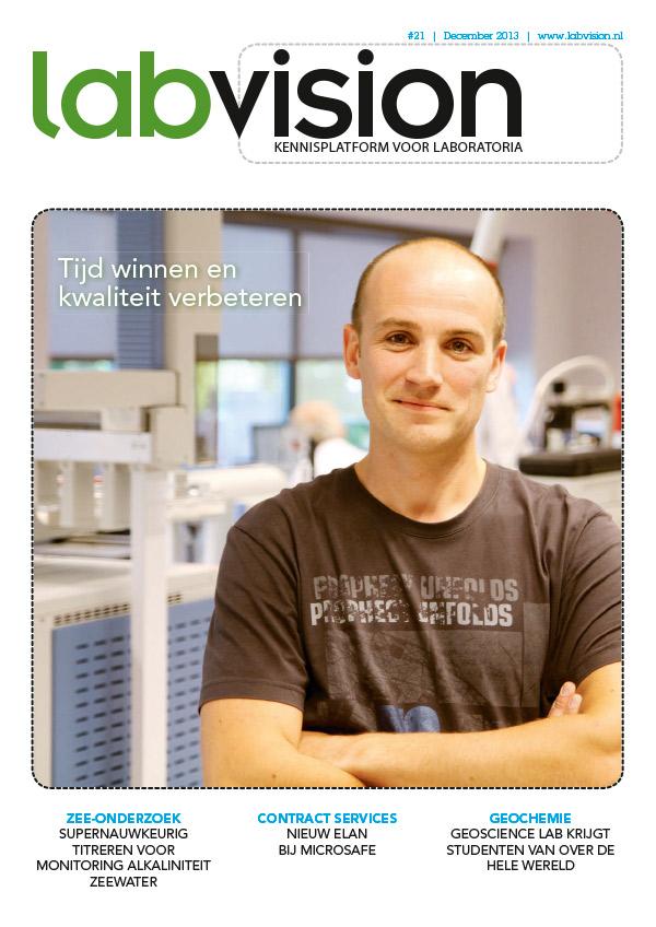 LabVision editie 21, december 2013