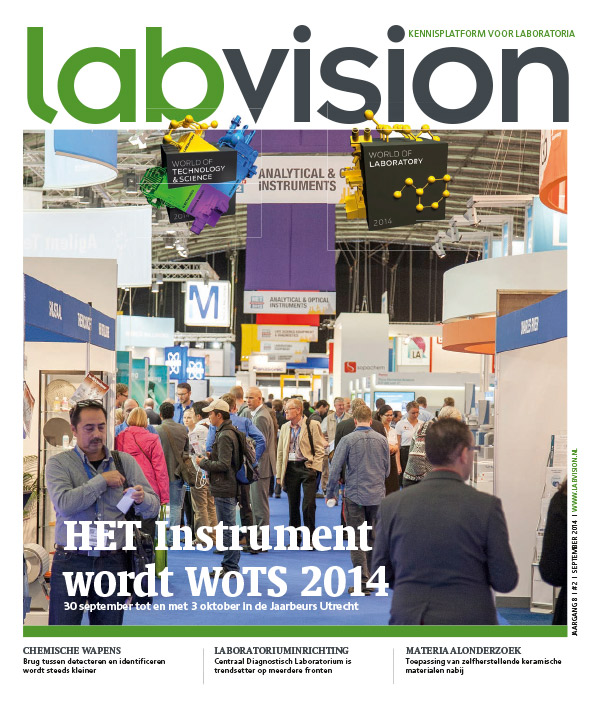 LabVision editie 23, september 2014