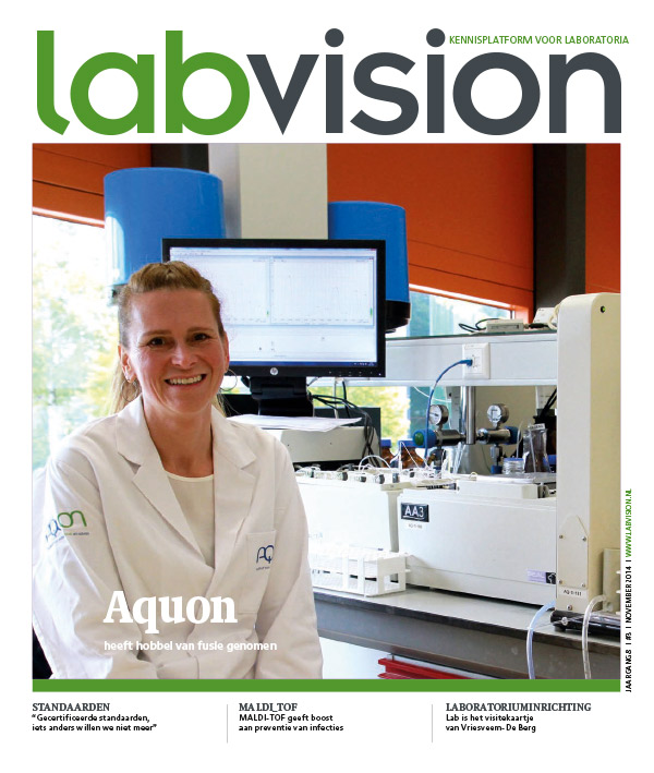 LabVision editie 24, november 2014