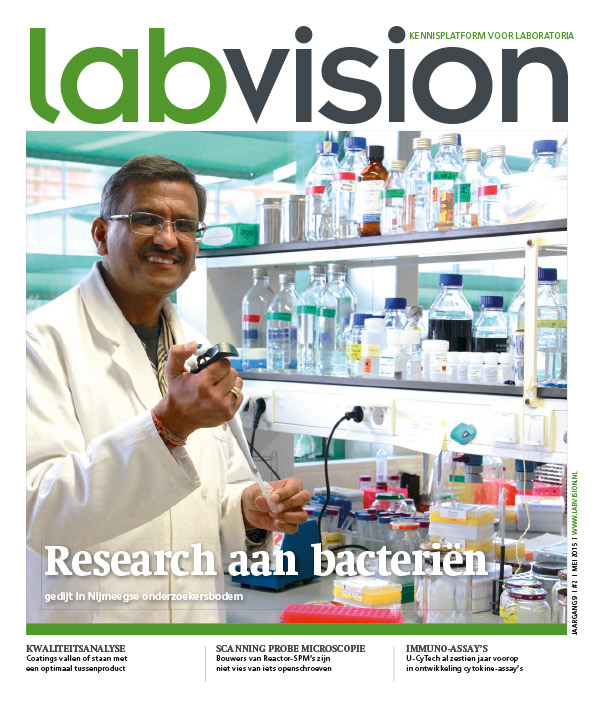 LabVision editie 26, mei 2015