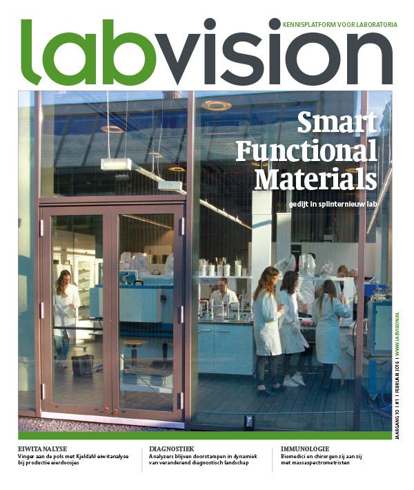 LabVision editie 28, februari 2016