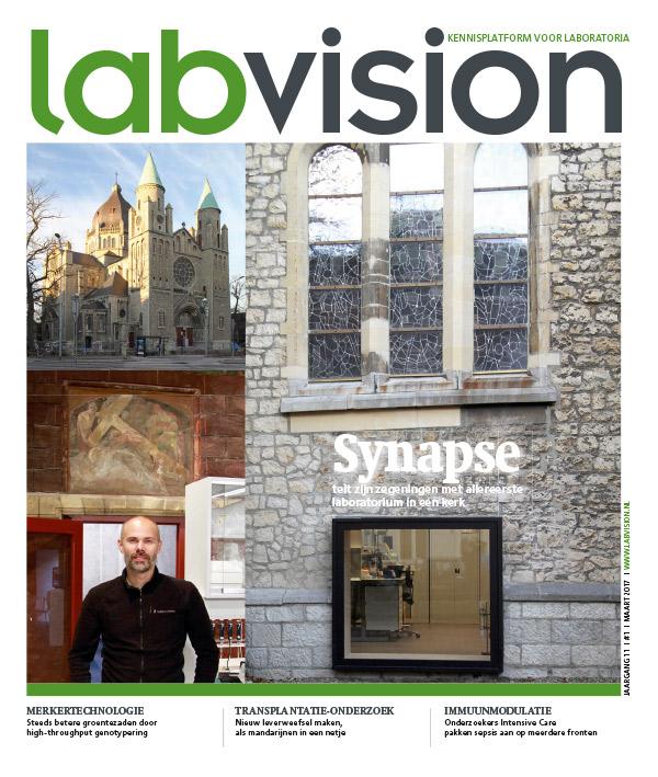 LabVision editie 31, maart 2017