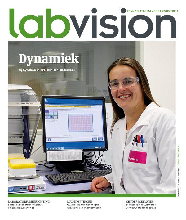 LabVision editie 32 juni 2017