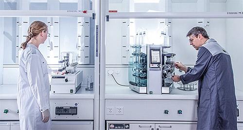 Büchi Labortechnik