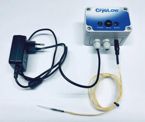 De CryoLow nieuwe laag-niveau signalering