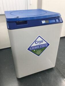 cryo solutions vloeibare stikstof