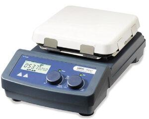 magneetroerder met verwarming salm en kipp