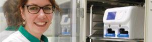 Anne van der Does Laboratorium Respiratoire Celbiologie en Immunologie