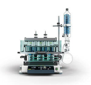 geautomatiseerde parallelle verdamping