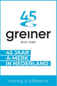 Greiner Bio-One 45 jaar