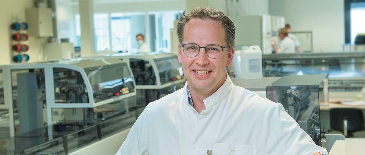 Implementatie barcodebuizen stroomlijnt pre-analyse bij Gelre ziekenhuizen