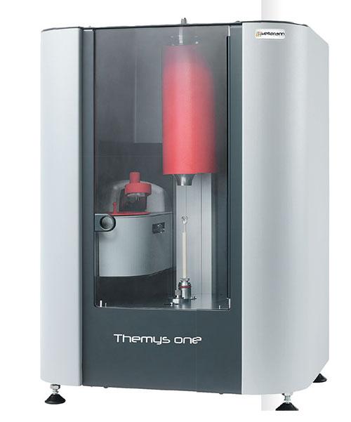 Veelzijdige thermische analyzer salm en kipp