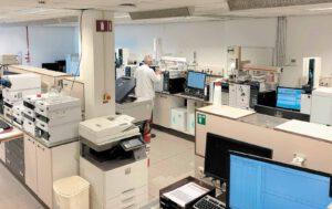instrumentele lab