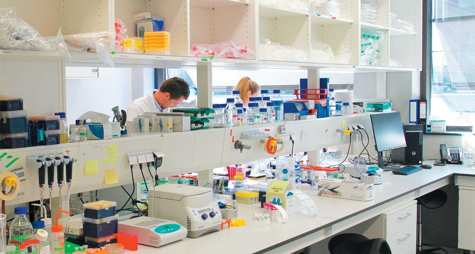 laboratoria van Bionanoscience