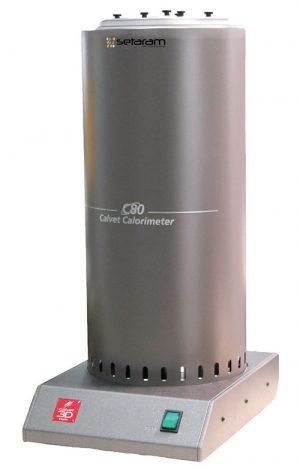 C80 Calvet calorimeter